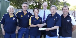 crookwell handover letter
