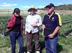 compliance farm visit