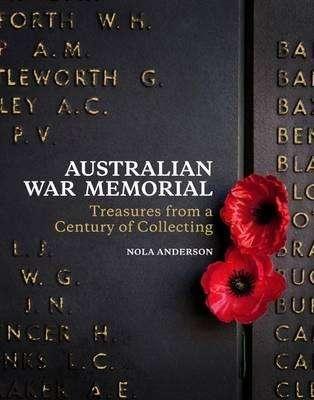 Australian war memorial book