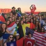 Gerardas Turns 18 At Uluru