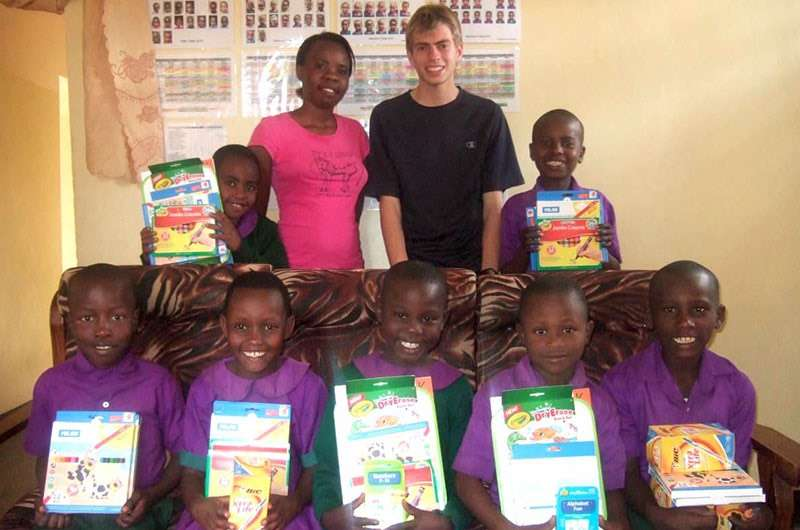 Thank You from Tanzania