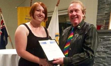 University of Canberra Scholarship Awardees 2015