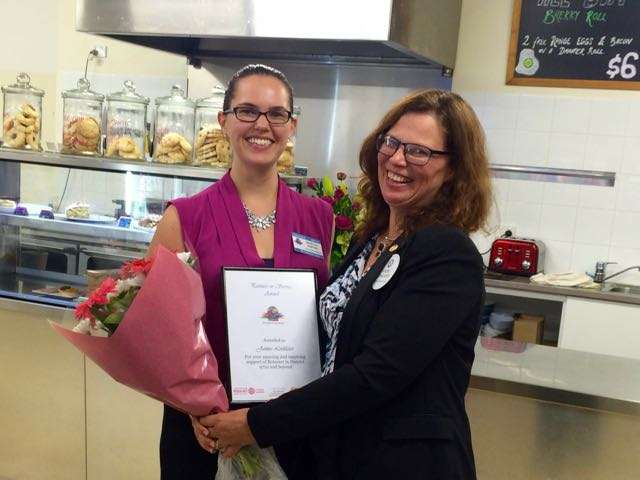 Rotaract Australia Partners in Service Award