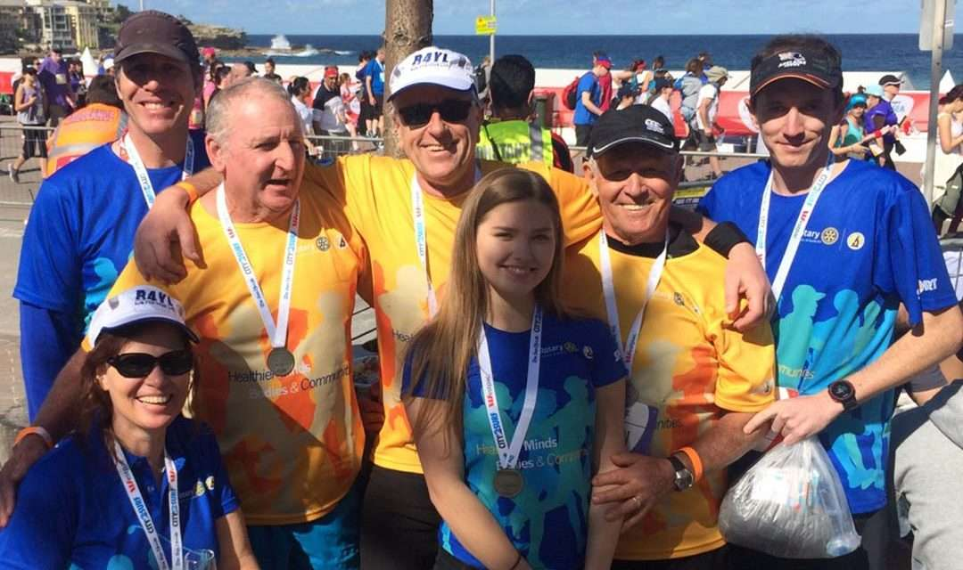 City2Surf – Running for Rotary Health