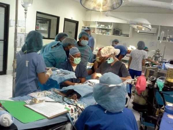 operation cleft rotary