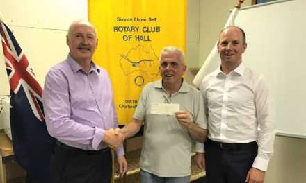 Yass-Nanima Rural Fire Service Donation