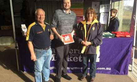 Donation in Aid of OzHarvest