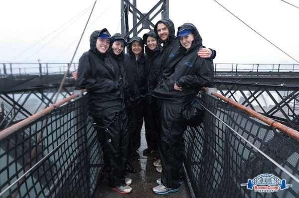 Rotaract bridge climb