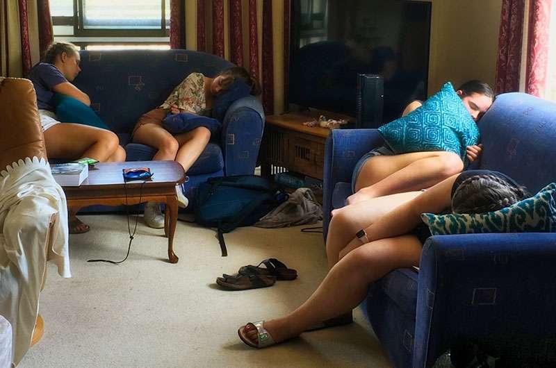 NYSF rest day