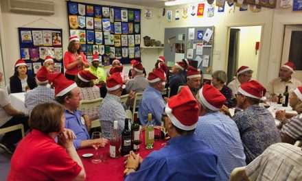 Our 2018 Club Christmas