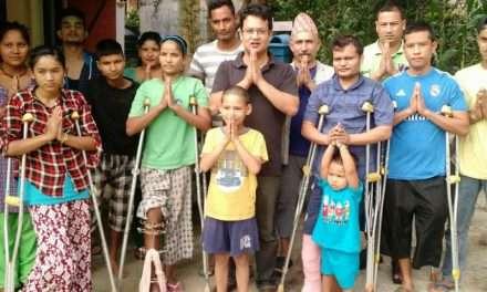 Roads to Rehab Nepal