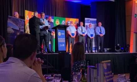 Congratulations to our emergency services personnel